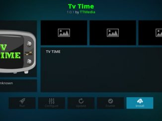 TV Time Addon Guide - Kodi Reviews