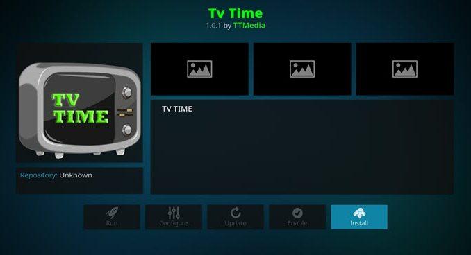 TV Time Addon Guide - Kodi Reviews