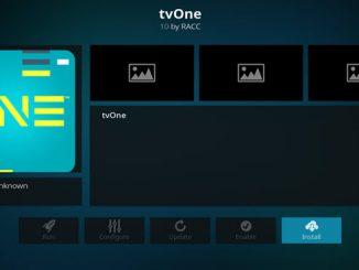 TVOne Addon Guide - Kodi Reviews