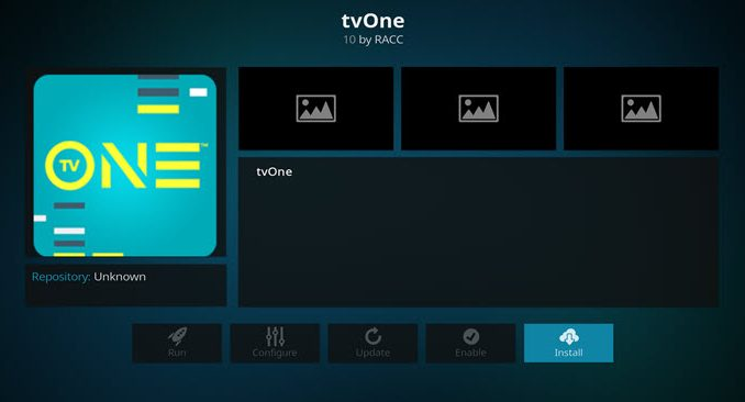 TVOne Addon Guide - Kodi Reviews