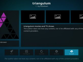 Triangulum Addon Guide - Kodi Reviews