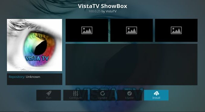 VistaTV Showbox Addon Guide - Kodi Reviews