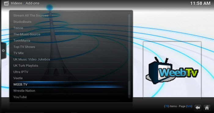 Weeb Tv Addon Guide Husham Com Husham Com
