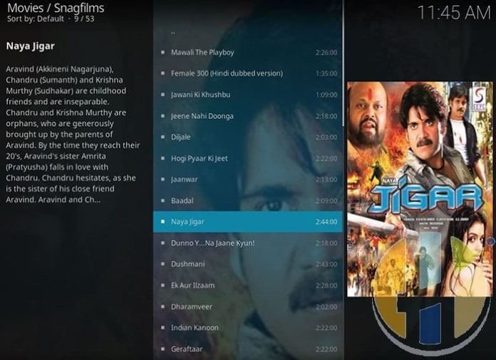 Best Kodi Bollywood Addons (July 2018) For Desi Indian and