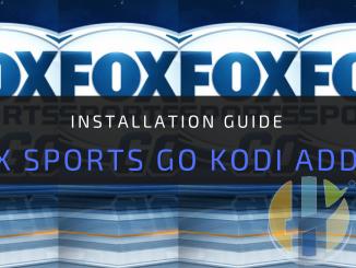 Fox Sports Go Kodi Addon: Enjoy Fifa World Cup 2018