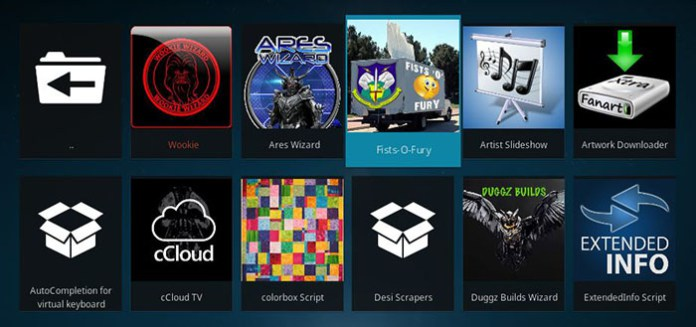 Adult Addons for Kodi -MegaTron 9