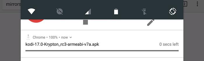 Install Kodi on Android - TV 6