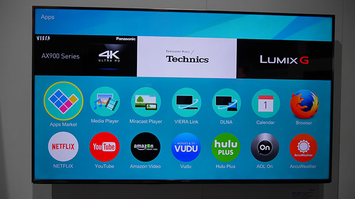 Install Kodi on Smart TV -Panasonic Smart TV
