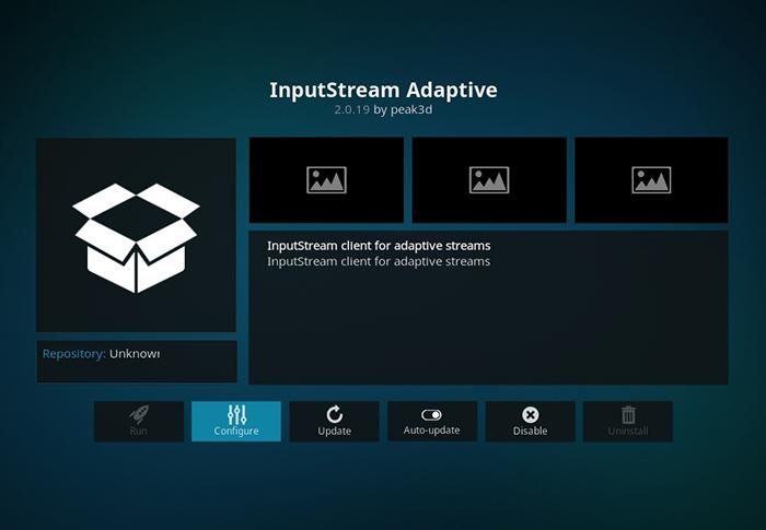 InputStream Kodi