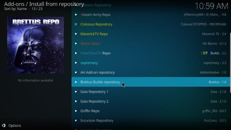 brettus builds repository