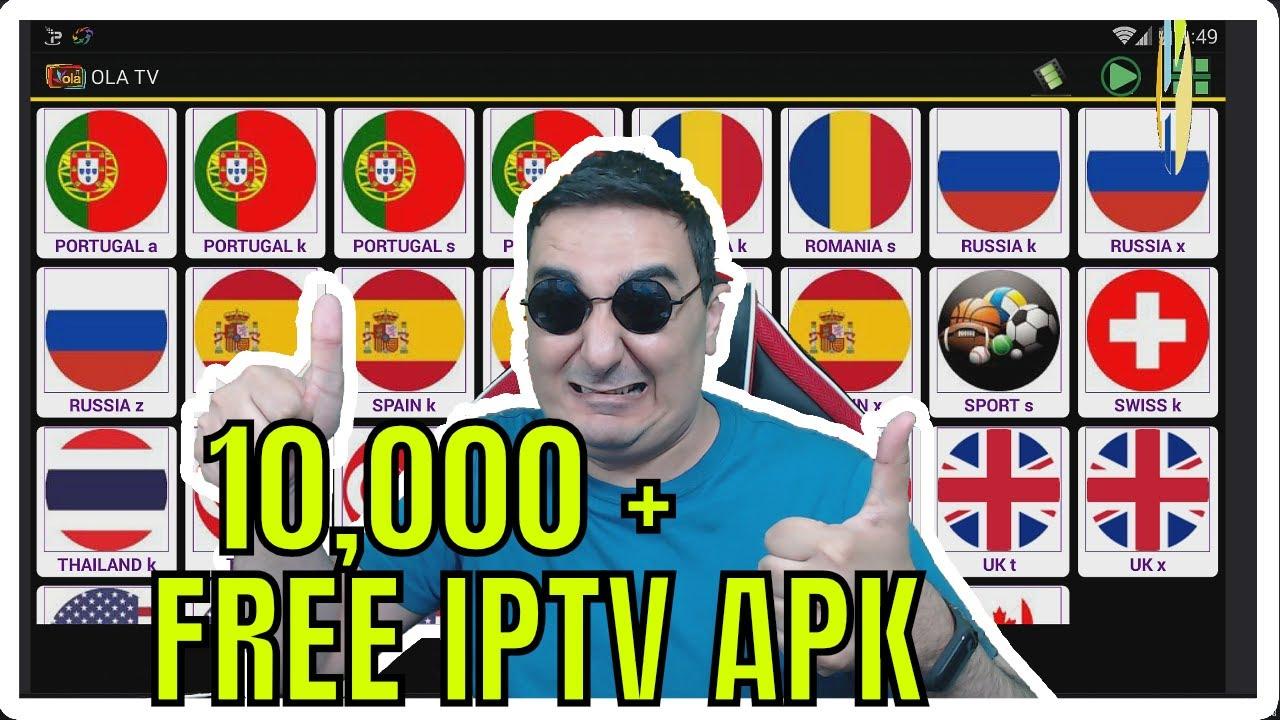 free iptv russian channels