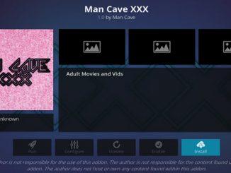 Man Cave XXX Addon Guide