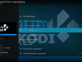 Absolut Repository Guide - Kodi Reviews