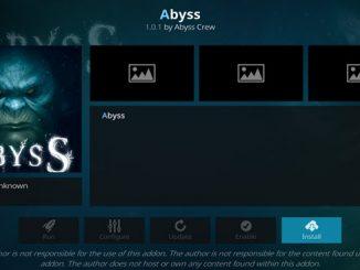 Abyss Addon Guide - Kodi Reviews