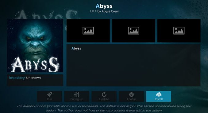 Abyss Addon Guide - Kodi Reviews
