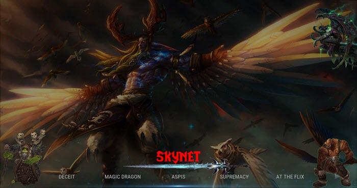 Warcraft Build 2