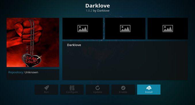 DarkLove Addon Guide - Kodi Reviews