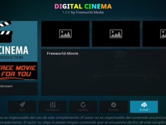 Digital Cinema Addon Guide - Kodi Reviews