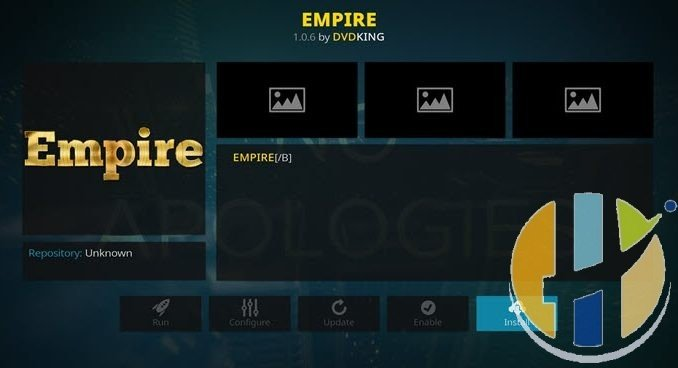 Empire Addon Guide - Kodi Reviews