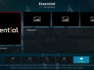 Essential Addon Guide - Kodi Reviews