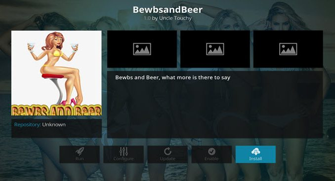 GrindHouse BewbsandBeer Addon Guide - Kodi Reviews