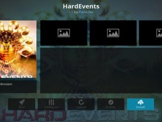 HardEvents Addon Guide - Kodi Reviews