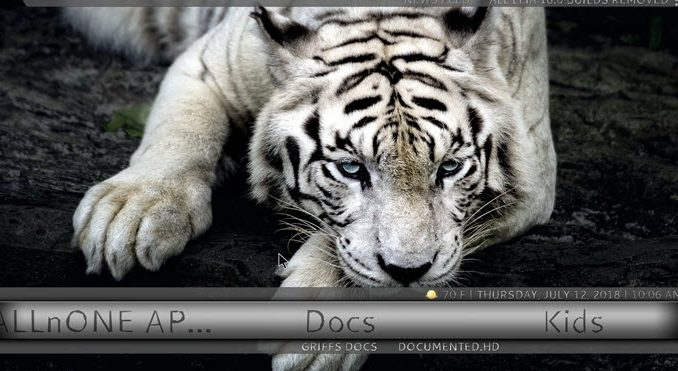 Ice Tigris Build 1