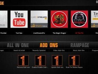 Rampage Build 1