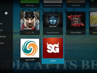 SGTV Addon Guide - Kodi Reviews