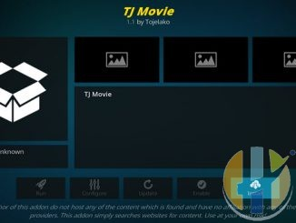 TJ Movies Addon Guide - Kodi Reviews