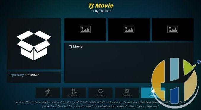 TJ Movies Addon Guide - Kodi Reviews