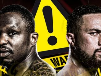 Whyte vs Parker LIVE STREAM WARNING - Fans face 'legal action' over illegal streaming