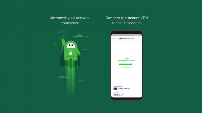 Private Internet Access VPN Review 2018: The Simple VPN