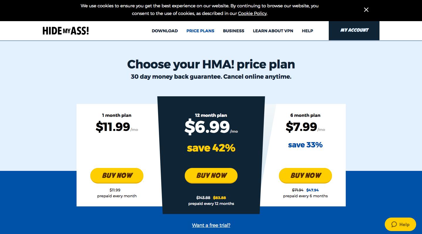 HMA Pricing