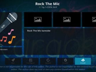 Rock the Mic Addon Guide