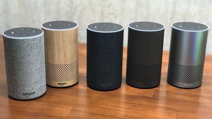 Hackers Could Infiltrate Amazon Echo Speakers and Spy on Users