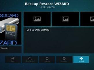 Backup Restore Wizard Guide - Kodi Reviews