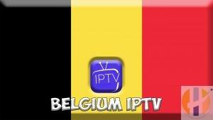 Belgium IPTV Flag