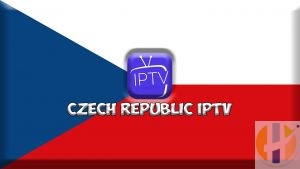 Czech Republic IPTV Flag