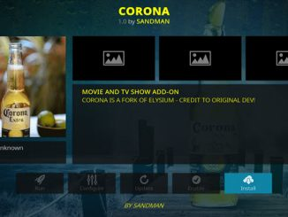 Corona Addon Guide - Kodi Reviews