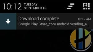 Download Google Play Store (how to) - Install google play