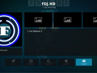 FDJ.HD Addon Guide - Kodi Reviews