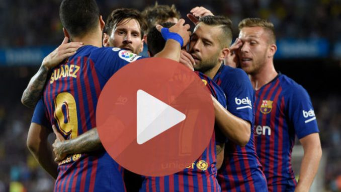 Real Valladolid v Barcelona LIVE STREAM: How to watch La Liga football LIVE online