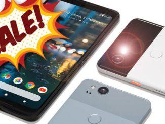 Google Pixel 2 price slashed as Pixel 3 release date nears