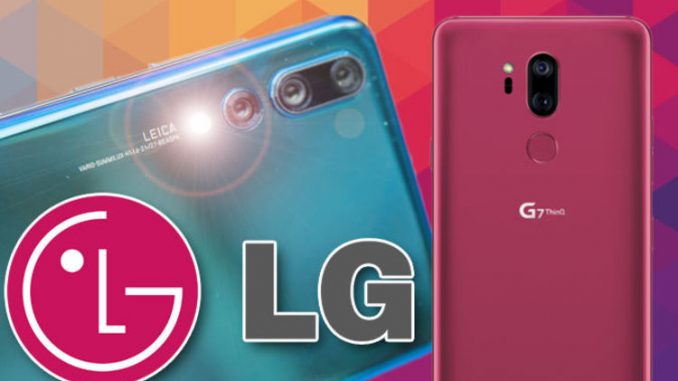 Huawei P20 Pro rival? LG looks set to announce new phone with a big camera upgrade