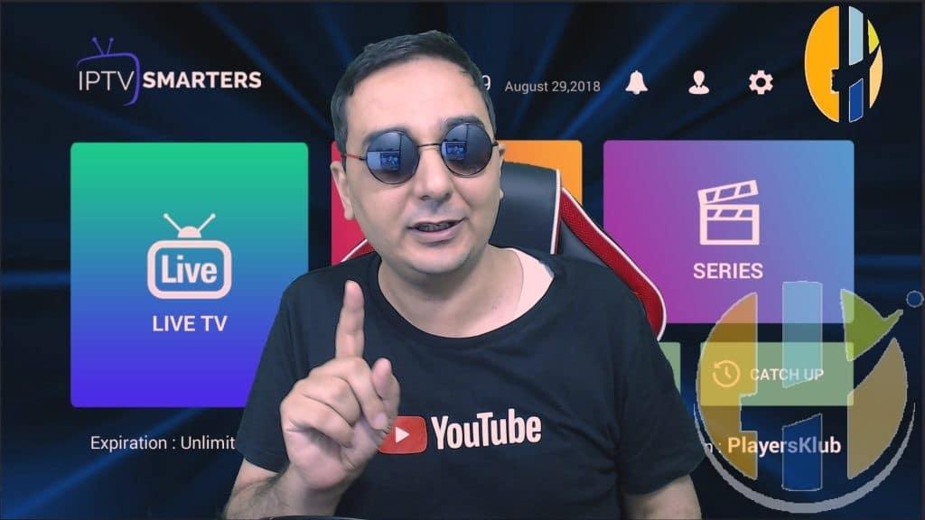 IPTV SMARTERS PRO APK Version 2 1 2 AD Free - Android