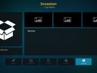 Invasion Addon Guide - Kodi Reviews