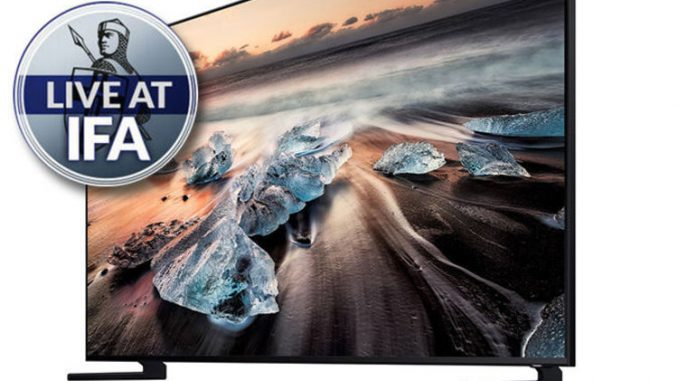 Just bought a Samsung 4K TV? New 8K model could make it look very outdated