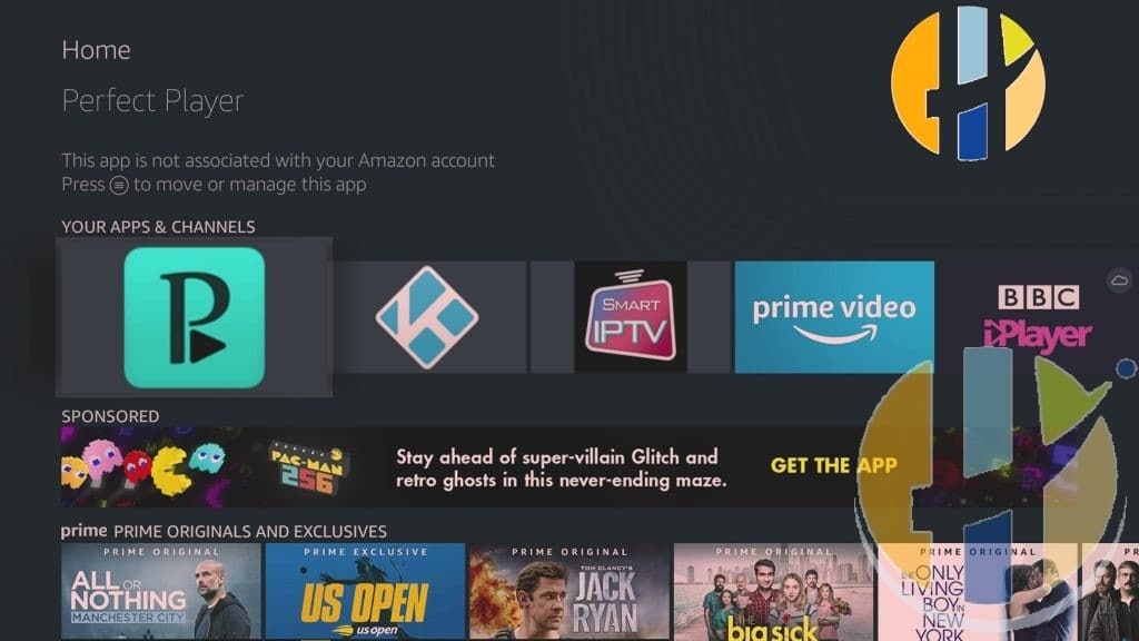 How to Install Perfect Player IPTV APK on the FireStick or