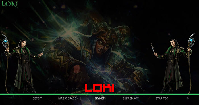 Loki Build 2